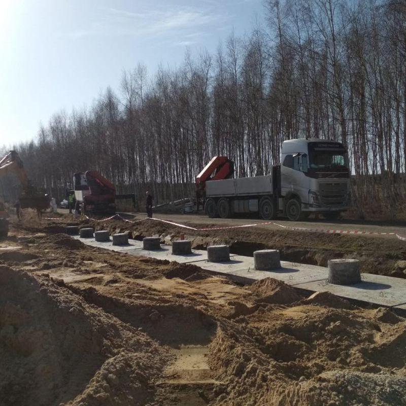 realizacja szamba betonowego wielokomorowego